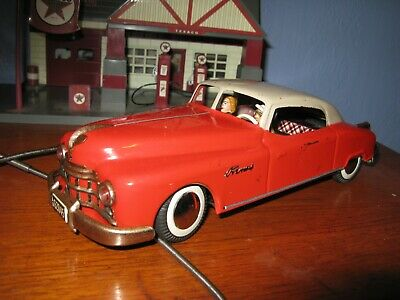 Boxed ARNOLD Mechanical Car 1950s • 44£