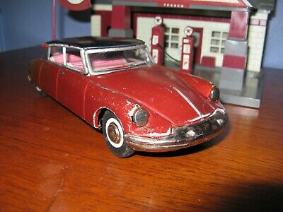 Citreon DS Car 1960s  Made By Joustra France  • 19.95£