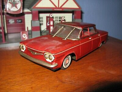 Tinplate Chevrolet Corvair 1960s Friction  • 25.95£
