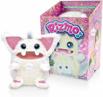 Rizmo Snow Evolving Musical Friend Interactive Plush Toy  • 18.95£