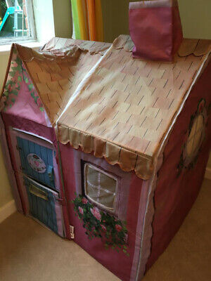 Rose Cottage Playhouse With Furniture  • 45£
