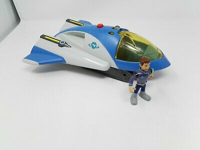 Miles From Tomorrowland - Spaceguard Cruiser & Captain Joe Figure • 12£
