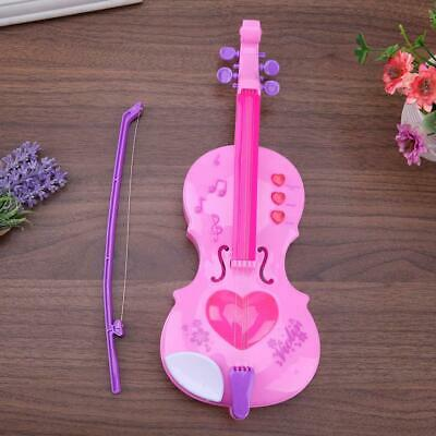4 Strings Music Electric Violin Kids Musical Instruments Educational Toys • 8.37£