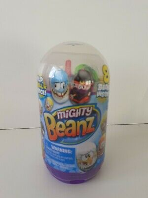 MIGHTY BEANZ Slam Pack 8 Beans Inside Fun Novelty Toy Game New & Factory Sealed • 7.45£