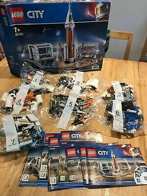 Lego City 60228 Deep Space Rocket *Incomplete New Set* • 14£
