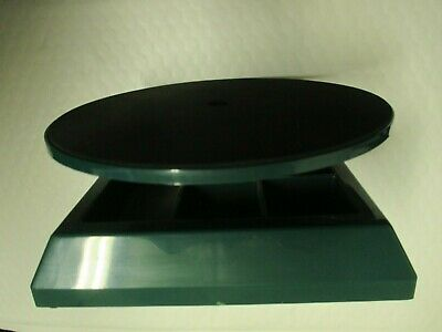Elite Modelers Turn Table Or Stand 6.75  Disc Used • 12£