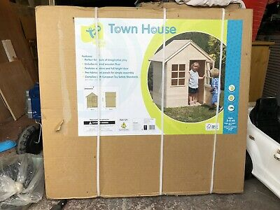 TP Toys Children's Wooden Playhouse Brand New In Box • 50£