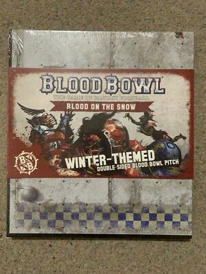 Blood Bowl Blood On The Snow Pitch • 22£