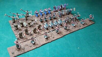 1:72 Hittite Infantry Ancient Biblical Wargames Painted Plastic Toy Soldiers  • 22£
