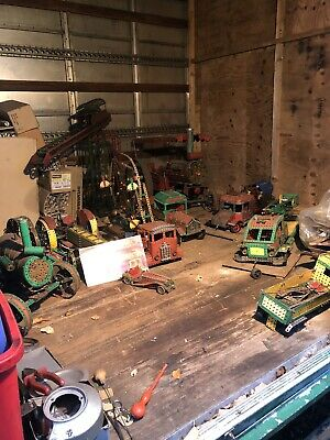 Large Vintage Meccano Collection • 350£