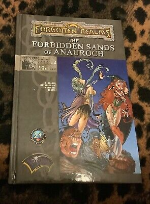 Forgotten Realms The Forbidden Sands Of Anauroch Book No2 2000 Hardback Used • 9.99£
