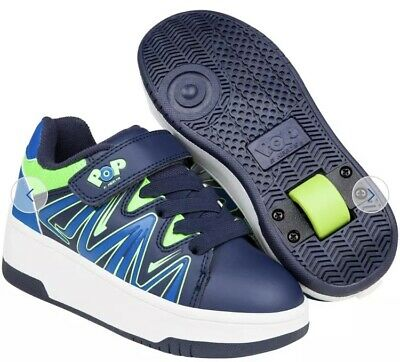 Roller Shoes Unisex Size Childrens 13 Boxed New POP By Heelys Age 4-7 Bargain • 20£