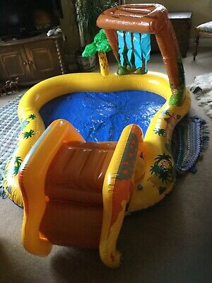 Childrens Intex Dino Play Centre Pool ( Doesn't Come With Dino) • 35£