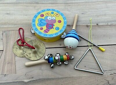 Kids Percussion Instruments • 3.80£