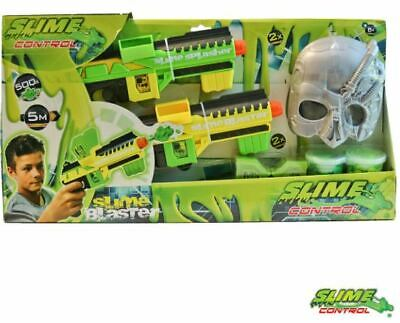 Two Slime Blaster Gun Set By Slime Control • 16.95£