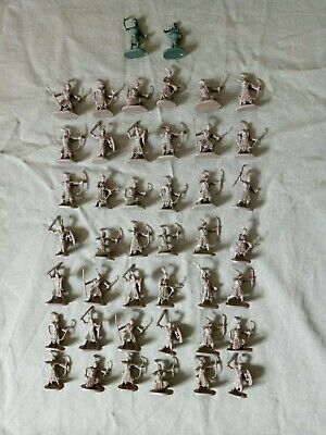 1/72 Nubian Warriors ×2 Boxes 89 Figures.  • 5£