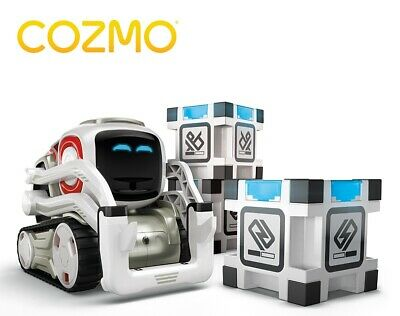 """Cute Anki Cozmo Robot """"A Bit Like Walle"""" Only Used A Few Times RRP £199 • 102£"""