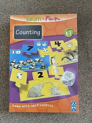 Learn & Fun Counting Game From Schmid • 4£