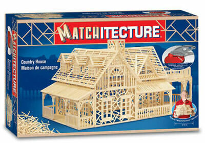 Matchitecture Country House Matchstick Kit 6623  • 38.99£