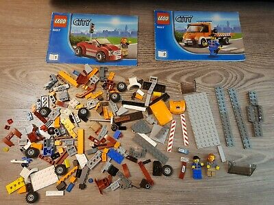Lego City 60017: Flatbed Truck - 100% Complete • 13£