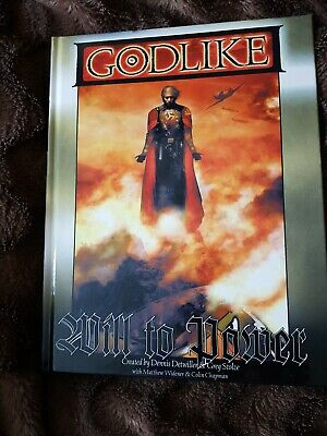 RPG Book Godlike Will To Power • 12£