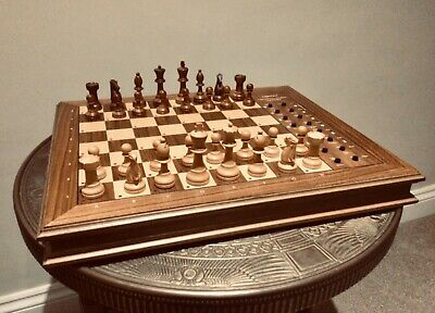 Novag Constellation Expert Chess Set • 500£