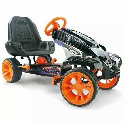 NO RESERVE Nerf Battle Racer Kids Pedal Powered Ride OnRRP - £249.99 • 36£