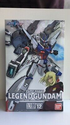 UK Stock. Bandai Legend Gundam 1/100 Free Post • 45£