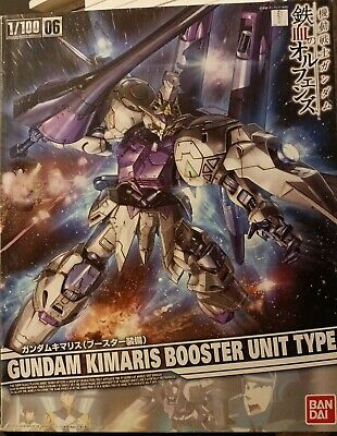 UK Stock. Bandai Gundam Kimaris Booster Unit Type 1/100 Free Post • 54£