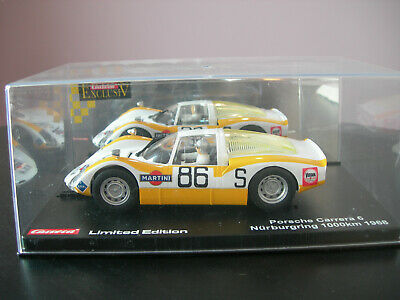 Carrera Exclusiv Limited Edition Porsche 1/24. • 79£