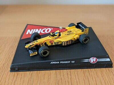 Ninco Jordan Peugeot 197 Racing Car Bitten Hisses No. 11 Ref 50172 • 15£