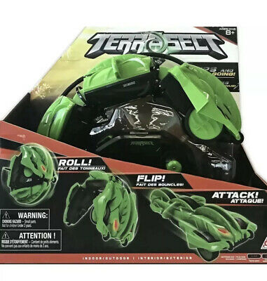 Drone Force Terra Sect Remote Control Relentless Rolling Reptile 35cm • 19.99£