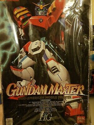 UK Stock. Rare Bandai Gundam Maxter. 1/100 Free Post • 35£