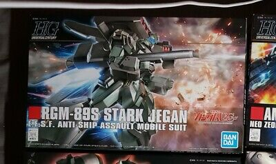 UK Stock. Rare HG Gundam 1/144 Stark Jegan Free Post • 35£