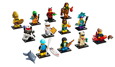 LEGO Minifigures 71029 NEW  Series 21  CHOOSE YOUR FIGURE PICK YOUR OWN FREE P+P • 4.95£