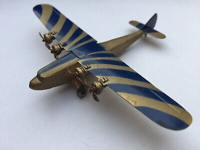 Dinky Toys Aircraft 60a Imperial Airways Atalanta 1st Issue 150 Varieties Plane • 500£