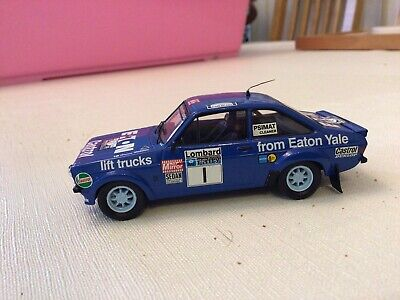 1/43 Ford Escort Mk2 Rally Escort • 20£