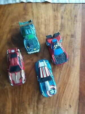 4x Carrera Go 1/43 Slot Cars • 12£