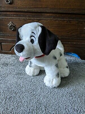 Disney Store Exclusive  Lucky  Soft Cuddly Toy From Disneys 101 Dalmations  • 4.99£