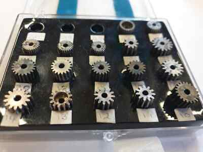 Engine Cogs From A Rare Vintage Kyosho Turbo Optima Mid SE Racing Car  • 199£