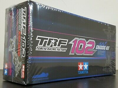 New Tamiya 1/10 R/C TRF102 2WD F-1 CHASSIS KIT  BLACK LIMITED EDITION  # 84432 • 272.42£