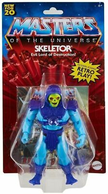 Masters Of The Universe Origins Skeletor Action Figure • 17.99£