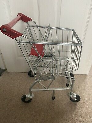 Melissa And Doug Shopping Trolley • 10£
