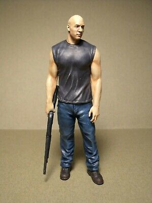 Figurine  1/18  Fast And Furious  Vin Diesel  Vroom  For  Mattel  Minichamps • 25.85£