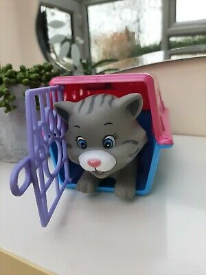 Cat Toy With Carry Basket • 0.99£