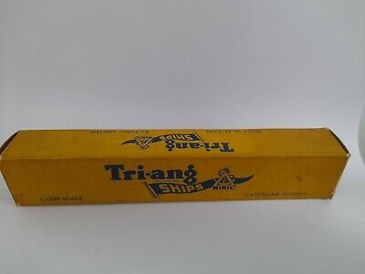 Triang Ships Minic 26 X26  Blue Sea Mat Boxed • 9.99£