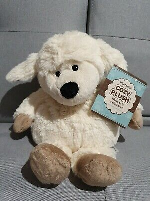 Large Cozy Plush Fully Microwavable SHEEP Lavender Scented Heatable Lamb Toy NEW • 8£