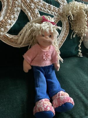 Rare Ty Beanie Boppers Sweet Sally With Tags, Soft Toy Doll, Used • 2.90£