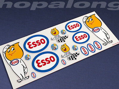 Scalextric/Slot Car 1/32 Scale Trackside 'Vintage' Decals. Ps202 • 3.20£