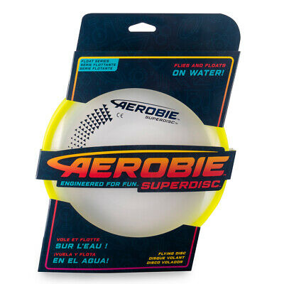 Aerobie Superdisc Flying Frisbee NEW • 8.49£